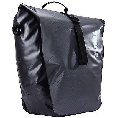 Thule Pack 'n Pedal 48 Litre Large Bike/Cycling/Bicycle Storage Panniers - Black