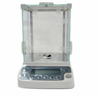 Lab Digital Analytical Balance Precision Electronic Scale 120 x 0.0001g 0.1mg