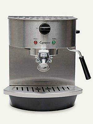 NEW Capresso 119.05 Stainless Steel Pump Espresso and Cappuccino Machine optimal