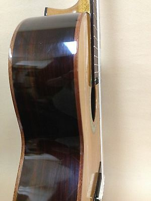 Miguel Rosales C1 Solid Top Classical Guitar + Soft Case + Strings