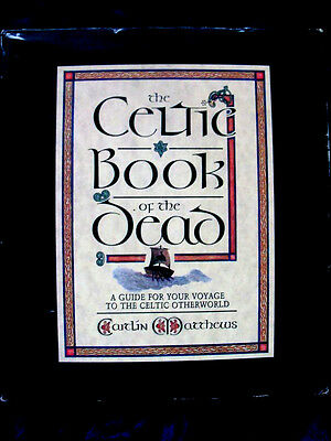 *extremely Rare* The Celtic Book Of The Dead Oracle Cards. Deluxe Edition Oop
