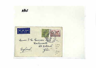 AB65 1937 Australia Stroud Gloucestershire Cover  samwells-covers