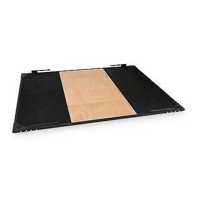 Capital Sports Weightlifting Platform Smash Board Gewichthebe Kraftsport Matte