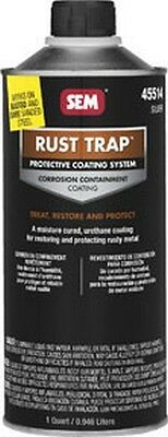 RUST TRAP - Silver SEM-45514 Brand New!