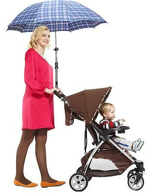 Baby Accessories Prams Sunshade Shelter Holder Connector Stroller Outdoors - LD