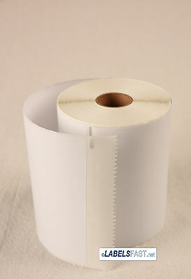 4 Rolls 220 4X6 Compatible DYMO® 1744907 Thermal Shipping Labels for UPS USPS
