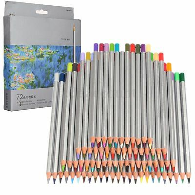 72 Colors  Marco Pencils For Artist Student Sketch Drawing Writing Coloring Set