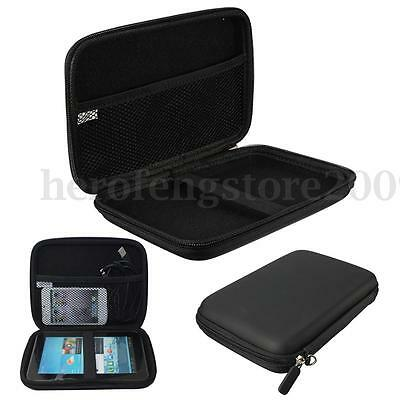 Hard EVA Case Cover For GARMIN NUVI Tomtom 7 inch GPS Kindle Fire HD HTC Tablet