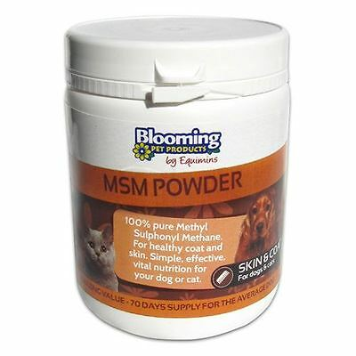 Equimins Blooming Pet Msm Powder Pet Animal Cat & Dog Supplements