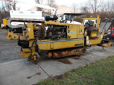 2005 VERMEER NAVIGATOR D16x20A HORIZONTAL DIRECTIONAL DRILL * PARTS *