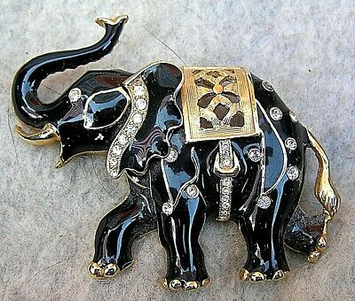 Elephant Pin Very Large near Mint