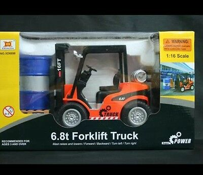 New RC Toy Forklift Truck remote control Car  1:16 great birthday gift