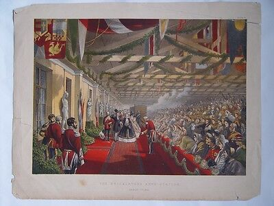 The Bricklayers Arms Station March 7th 1863