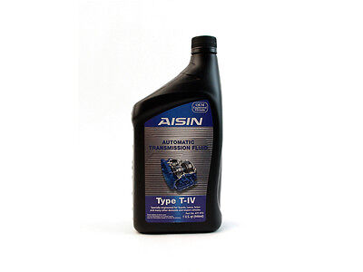 AISIN Auto Transmission Fluid ATF-0T4 Type T-IV 946ml OEM Engineered Formula