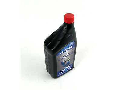 AISIN Auto Transmission Fluid ATF-0WS Type WS 946ml OEM Engineered Formula