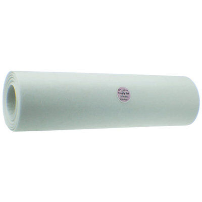 "12"" x 50 yards Water Soluble Embroidery Stabilizer Backing"