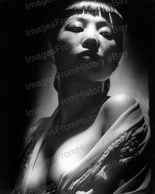 8x10 Print Anna May Wong Spectacular Portrait #AMW12