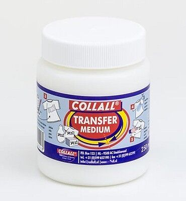 Transfer Medium 250ml Photo-Patch Foto-Transfermedium Collall COLTF250