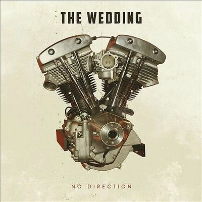 The Wedding-No Direction CD Christian Rock/Alternative(Brand New Factory Sealed)