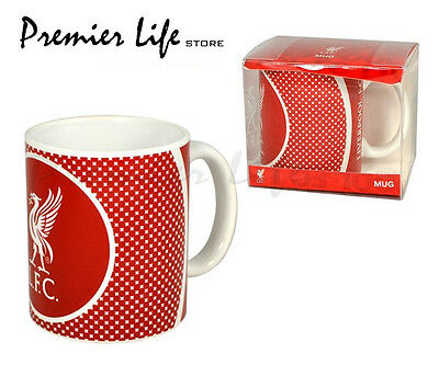 Liverpool FC Mug - Latest Bullseye Design