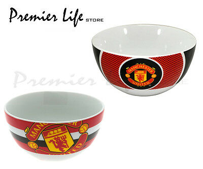 Manchester United FC Bowl - Latest Breakfast / Cereal Bowl