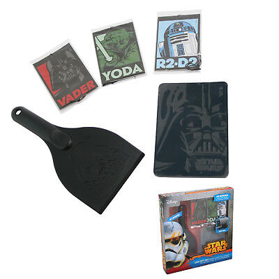 Official Star Wars Ice Scraper Grip Mat & Air Fresheners Car Present Gift Set