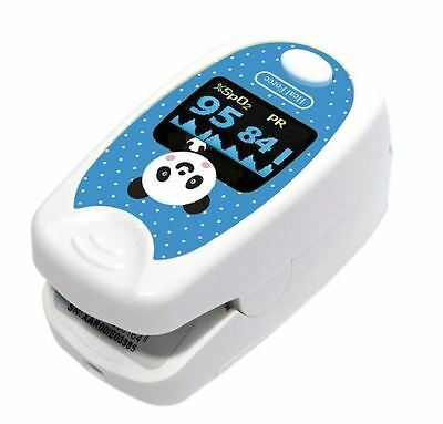 Heal Force Prince 100B1 Paediatric Child Fingertip Pulse Oximeter