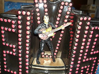 Vandor Elvis Presley 1968 Comeback Special Cookie Jar  Numbered  1796