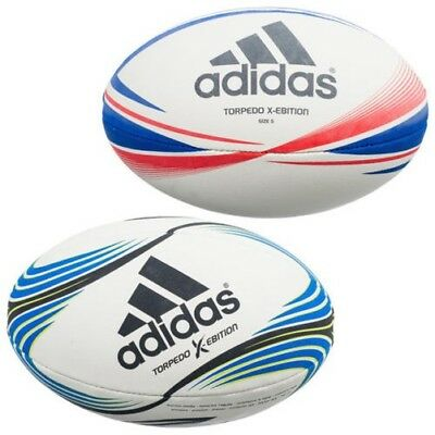 adidas Torpedo X-Ebition Rugby ball Training Game Size 5 new