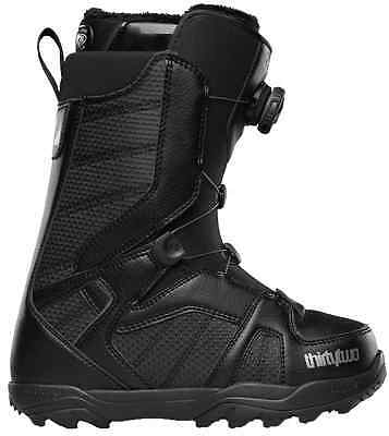 Thirtytwo 32 Stw Boa Black Womens New Snowboard Boots 2016 Free Postage