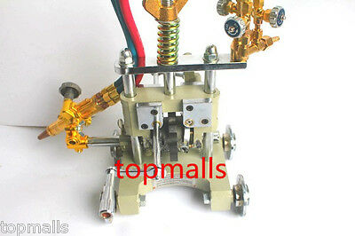 Manual Pipe Cutting Beveling Machine Torch Track Cutter