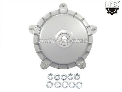 Vespa VLB Front Hub Brake Drum 10 Inches