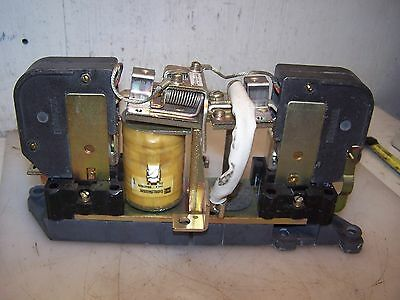 New Eaton Cutler Hammer 50 Amp Size 2 Single Pole Dc Contactor Me211D