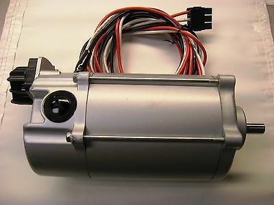 DC Motor / Generator 1/3hp 12v 26A DC 2650 RPM Electric Permanent Magnet