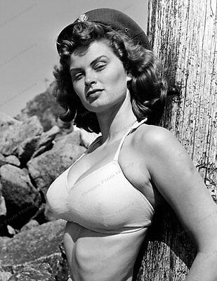 8x10 Print Irish McCalla Sheena Queen of the Jungle 1955 #IM92