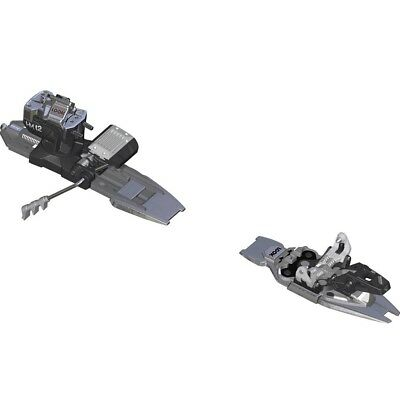 2016 Look HM 12 D90 Black Chrome 90mm Ski Bindings