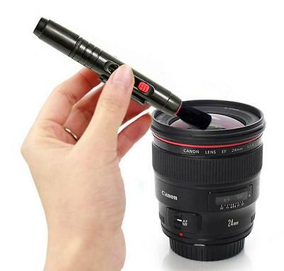 DSLR Camera Lens Cleaning Pen Cleaner Tool For Canon Nikon Olympus Sony HOT