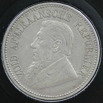 South Africa 1/2 Crown 1897