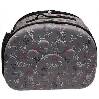 Pet Bag Carrier Folding Small Dog Carrier Bag Cat Travel Shopping Breathable