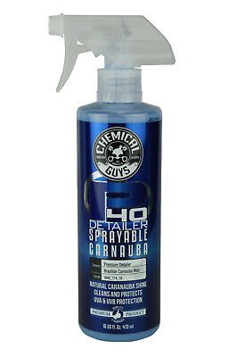 Chemical Guys P40 Detailer with Carnauba 473 ml 29,49 EUR/Liter