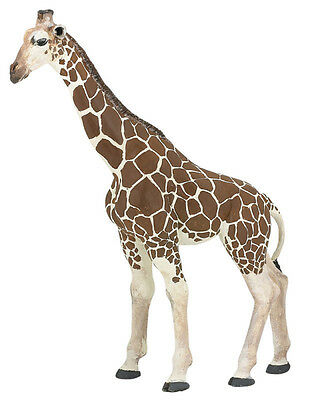 FREE SHIPPING | Papo 50096 Giraffe Adult Wild Africa Animal Toy- New in Package
