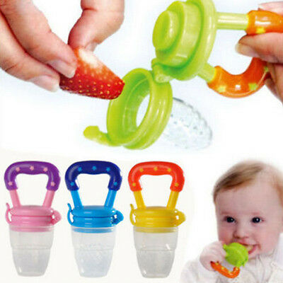Infant Nipple Fresh Food Milk Nibbler Feeder Feeding Tool Safe Baby Supplies