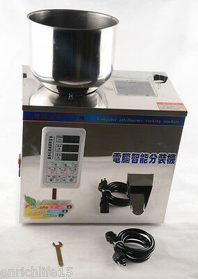 NEW 1-50g Powder & Particle Weighing and Filling Machine Subpackage Device
