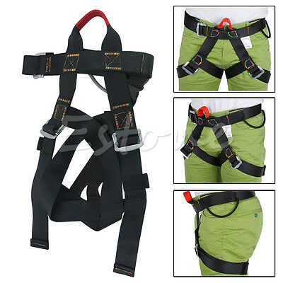 Harness Seat Belts Sitting Bust Belts for Outdoor Rock Climbing Rappelling Equip