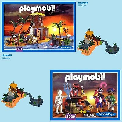 Playmobil * PIRATE LAGOON 3938 3285 4899 7718 * Spares * SPARE PARTS SERVICE *