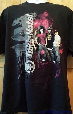"TOKIO HOTEL T-Shirt  ""Scape""    Official/Licensed  Size/ XL  NEW"