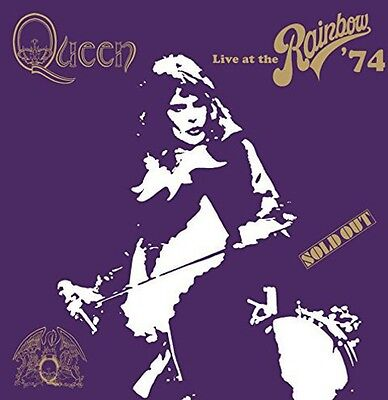 Live At The Rainbow - 2 DISC SET - Queen (2014, CD NEUF)