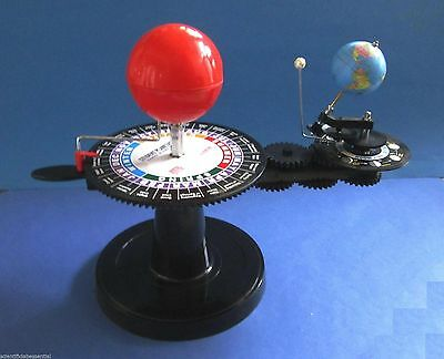 Student Planetarium Set of 3 Globes-Sun Earth Moon Model Hobby /Education/ Gift