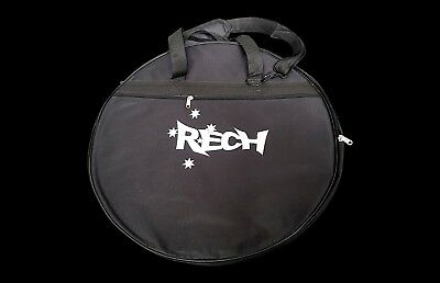 Rech 22'' Cymbal Bag - High Quality - Carry Handles + Shoulder Straps