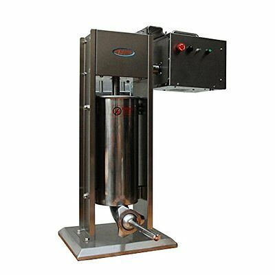 Hakka Commercial Electric Sausage Stuffer Stainless Steel Vertical Meat Filler